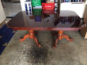 French Provincial Dining Table Roxburgh Park Hume Area Preview