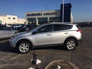 2015 Toyota RAV4 Limited BEAUTIFUL LIMITED   ONE OWNER