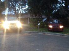 Nissan Patrol Turbo Diesel Mazda Metro 121 Mooroolbark Yarra Ranges Preview