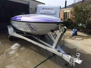 Flightcraft Phantom Ski Boat Rosebud Mornington Peninsula Preview