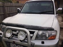 Mitsubishi Pajero 2003 Dandenong Greater Dandenong Preview