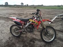250 crf Honda Two Rocks Wanneroo Area Preview