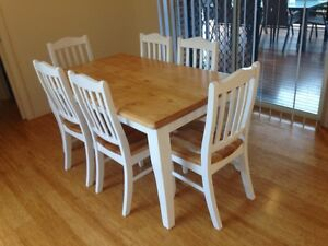 Custom Table, chair & furniture refurbisher  (stock ready for refurb) Holt Belconnen Area Preview