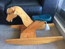 FREE Wooden Rocking Horse Chiswick Canada Bay Area Preview
