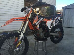 2013 ktm 450 Ballarat North Ballarat City Preview