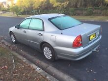 2001 Mitsubishi Magna Castle Hill The Hills District Preview