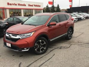 2017 Honda CR-V Touring PREVIOUSLY DRIVEN DEMONSTRATOR 6,500KM