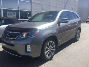 2015 Kia Sorento SX 7 Passenger, Leather Seats, Navigation