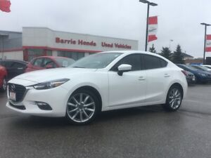 2017 Mazda 3 GT PRICE TO SELL !!!