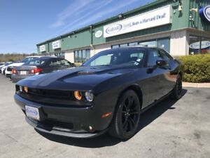 2017 Dodge Challenger SXT Plus Black Top Ed