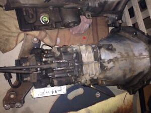 Holden Commodore 5 speed gearbox and clutch plate came out of a VY Hoppers Crossing Wyndham Area Preview