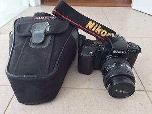 Nikon AF F-601 SLR camera Glen Alpine Campbelltown Area Preview