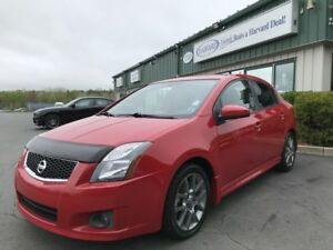 2012 Nissan Sentra SE-R Spec V NAV & BACK UP CAMERA