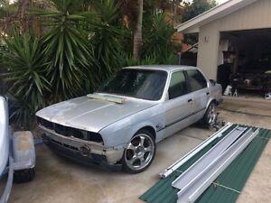 BMW e30 wrecking East Brisbane Brisbane South East Preview