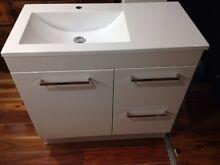 Bathroom Vanity - 900mm Polyurethane Gloss Maroubra Eastern Suburbs Preview