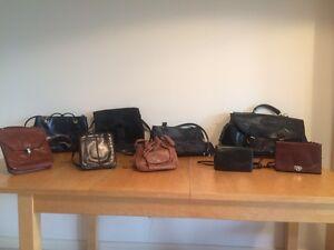 Leather handbags Vale Park Walkerville Area Preview