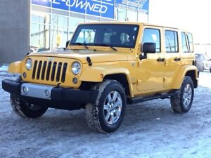 2015 Jeep Wrangler Unlimited Sahara Unlimited Sahara