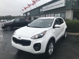 2018 Kia Sportage LX AWD/LOADED/ALLOYS/BACKUP CAMERA/BLUETOOT...