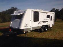 2012 JAYCO Sterling family van, 20.64-1.OB Port Macquarie Port Macquarie City Preview