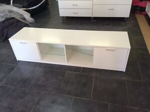 Long TV unit Northbridge Willoughby Area Preview