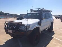 Nissan Patrol Turbo Manual 4.5 With Heaps Of Extras Winnellie Darwin City Preview