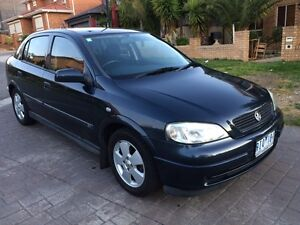 AUTOMATIC HOLDEN ASTRA CD CLASIC WITH 10 MONTHS REG AND RWC!!! Roxburgh Park Hume Area Preview