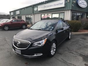 2014 Buick LaCrosse LEATHER/KEYLESS/ALLOYS