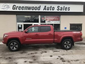 2017 Toyota Tacoma SR5 TRD SPORT! NAVI! FINANCE NOW!