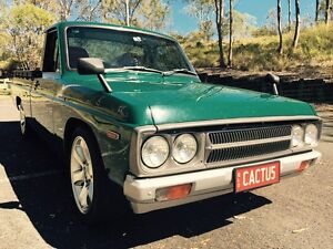 Rare Mazda B1600 with SR20DET Conversion Chambers Flat Logan Area Preview