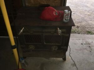 Wood Stove - trade for furnace
