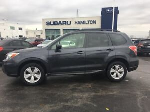2015 Subaru Forester 2.5i Convenience Package ONE OWNER | CON...