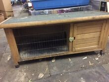 Guinea pig or rabbit cage wood and metal Canning Vale Canning Area Preview