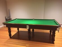 Quality Billiard table Caroline Springs Melton Area Preview