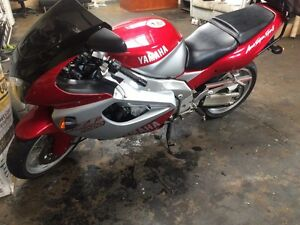 2001 Yamaha YZF 1009R Thunderace Norwood Norwood Area Preview