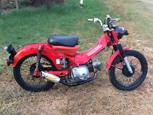 Postie bike Muswellbrook Muswellbrook Area Preview