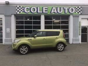 2016 Kia Soul EX+ ECO Low kms, Accident Free!