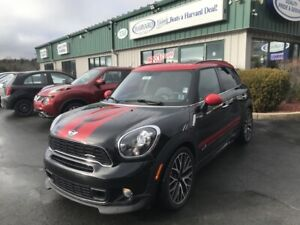 2014 Mini Countryman John Cooper Works BLUETOOTH/KEYLESS/ALLOYS