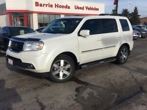 2013 Honda Pilot Touring LEATHER, HEATED SEATS, SUNROOF!!!