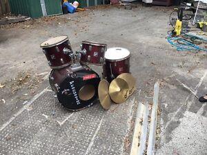 Pro Drum kit Maroochydore Maroochydore Area Preview