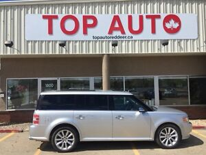 2012 Ford Flex Limited Ecoboost 7 seater loaded !