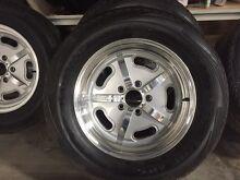 Centreline boulevard wheels & tyres chev c10 drag Hotrod Cadillac Baxter Mornington Peninsula Preview