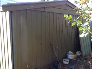 Colourbond shed, 4.2 X 4.8m, solid steel frame Tranmere Campbelltown Area Preview