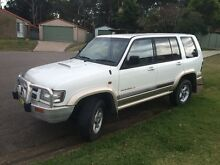 2001 Holden Jackaroo 3L turbo diesal Whitebridge Lake Macquarie Area Preview