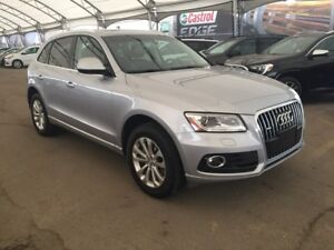 2017 Audi Q5 2.0T Progressiv AWD, LEATHER, DUAL PANEL SUNROOF...