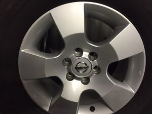 Nissan Navara D40 Rims with Tyres - Excellent Conditions! Alexandra Hills Redland Area Preview
