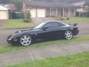 Mazda rx7 fd3s twin turbo just been rebuilt Rutherford Maitland Area Preview
