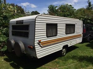 Evernew pop top touring 18ft Caravan Ferntree Gully Knox Area Preview
