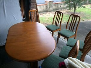 Dining table 6 chairs Traralgon Latrobe Valley Preview