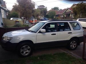 2006 Subaru Forester Wagon - Great Condition - 1 Year Rego - St Peters Marrickville Area Preview