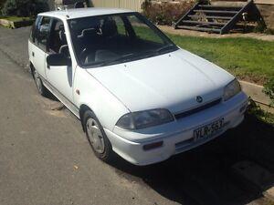 Holden Barina Springton Barossa Area Preview
